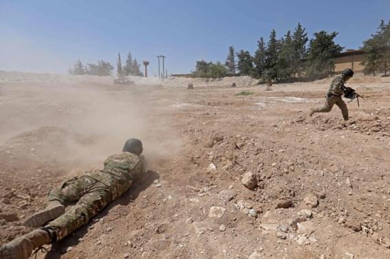 Trump waarschuwt Syrië, Rusland en Iran voor 'menselijke tragedie' in Idlib