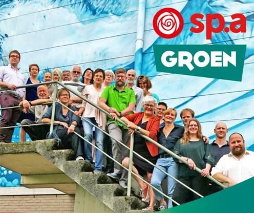 Sp.a en Groen in kartel naar gemeenteraadsverkiezingen