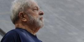 Oud-president Lula mag niet opkomen bij verkiezingen in Brazilië