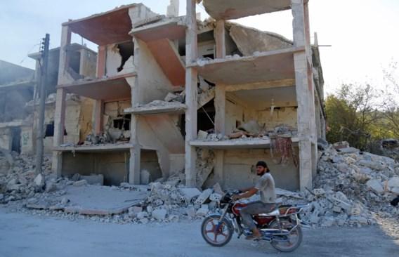 'Twaalf doden bij Russische bombardementen in Idlib'