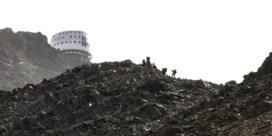 Mont Blanc gaat op slot