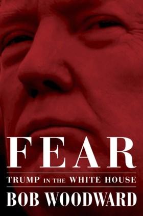 Trump: 'Woodwards boek bestaat uit gefabriceerde verhalen'