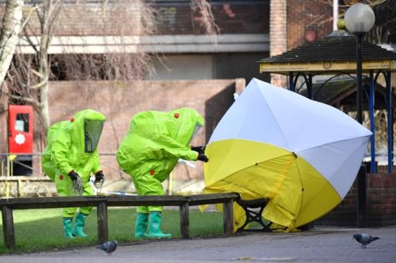 Britse politie stelt twee Russen in beschuldiging voor vergiftiging Skripal