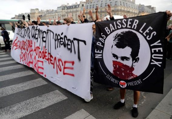 Franse skinheads staan terecht voor doodslaan 18-jarige tegenbetoger: 'We hebben ze kapotgemaakt'