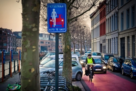 Gent geeft groen licht voor meer dan tweeduizend deelfietsen