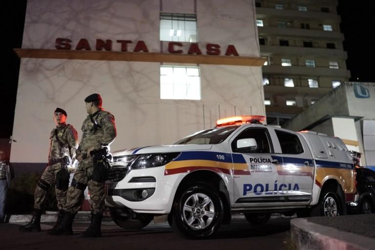 Extreemrechtse Braziliaanse presidentskandidaat neergestoken tijdens campagne voeren