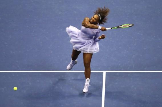 US OPEN. Serena Williams op recordkoers overtuigend naar finale, daarin treft ze de Japanse Osaka