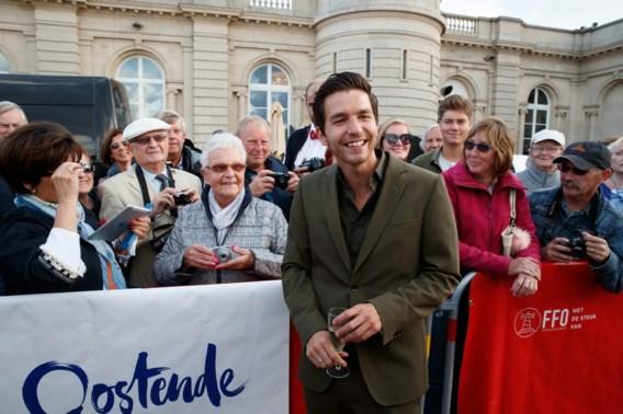 Matteo Simoni krijgt ster op dijk van Oostende
