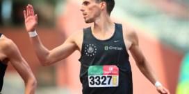 Pijnlijk moment voor Kevin Borlée op Continental Cup: diskwalificatie op 4x400 meter