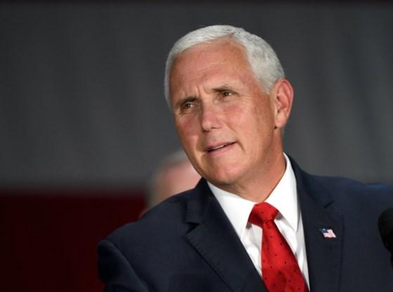 Amerikaans vicepresident Pence wil meewerken aan Rusland-onderzoek