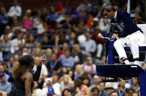 Internationale Tennisfederatie kiest kant van door Williams van seksisme beschuldigde umpire