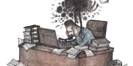 Werkstress verziekt ons online gedrag