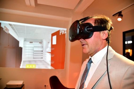 Vlaanderen zet digitale spierballen in spotlights