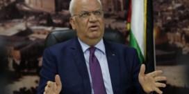 Palestijnen scherp voor sluiten Palestijnse missie in Washington