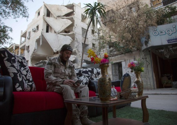 'Nederland steunde terreurgroep in Syrië'