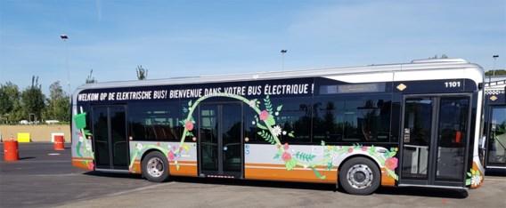 Eerste volledig elektrische bus van MIVB rijdt vanaf 1 oktober