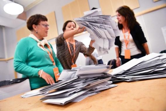 Linkse coalitie behaalt twee zetels meer dan centrumrechts in Zweden, blijkt na rekenfout