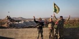 Koerdische troepen houden twee Belgische jihadisten vast in Syrië