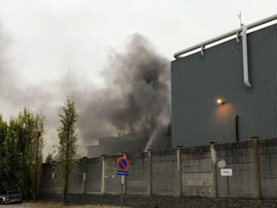 Heropflakkering van brand bij Umicore is onder controle
