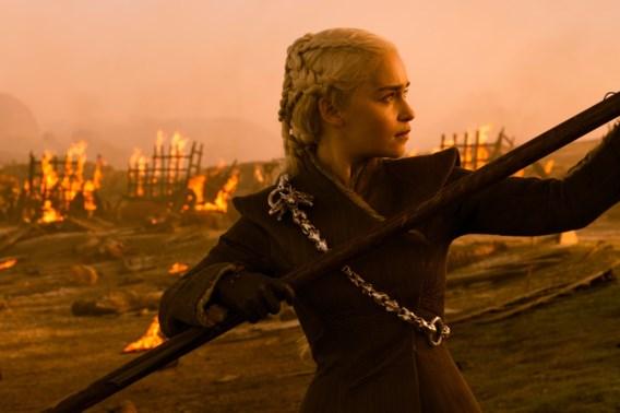 'Game of Thrones' klaar om te zegevieren op Emmy Awards