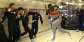 Usain Bolt wil sprinten zonder zwaartekracht... maar faalt