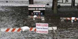 Orkaan Florence aan land in North Carolina: 'Acht maanden aan regen in twee dagen'