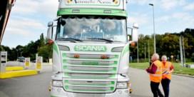 200 kilometer zonder stopplaats voor vrachtwagens