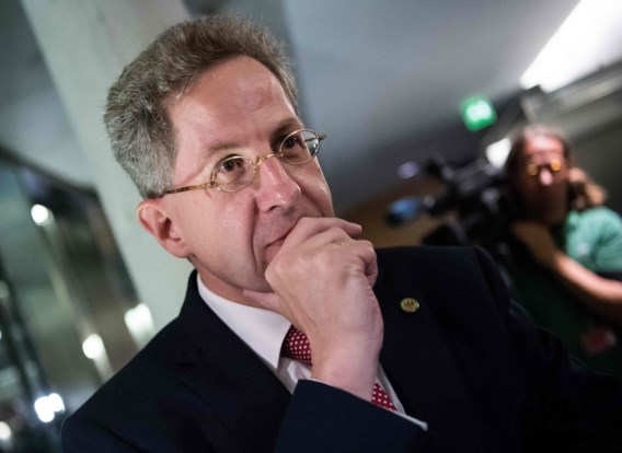 Chef Duitse Staatsveiligheid gaf info aan rechts-populistische AfD