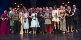 Zegetocht voor Le Fidèle en Tabula Rasa op Gala van de Ensors