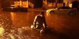Florence raast voort in VS, al zeven doden