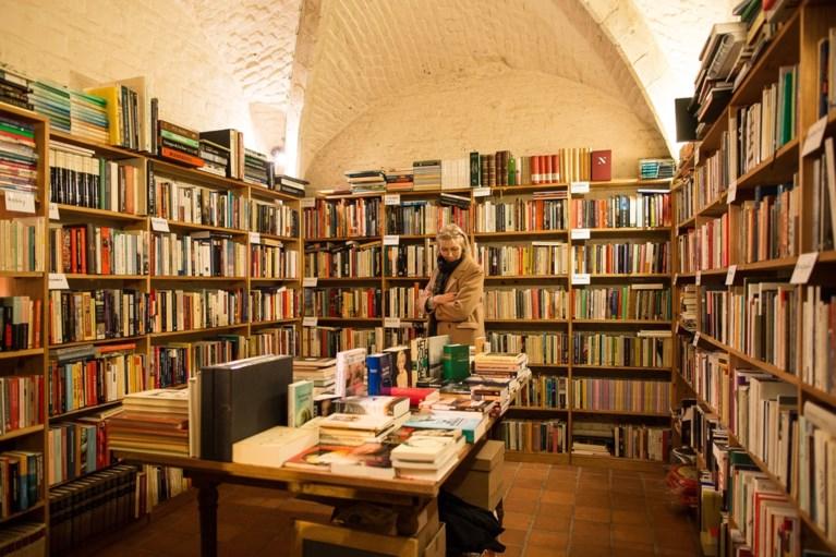 Kleinste boekhandel van de Lage Landen ligt in Damme