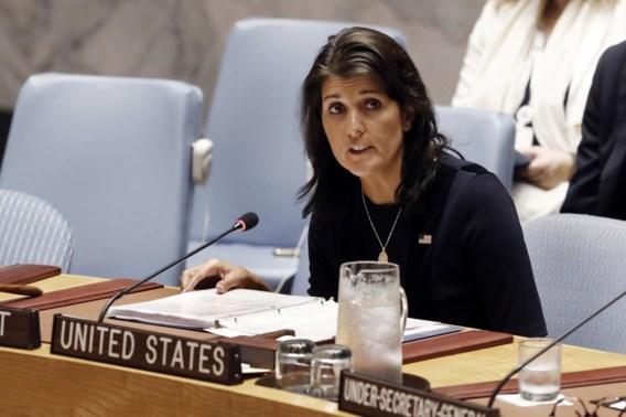 VS beschuldigen Rusland van bedrog rond sancties tegen Noord-Korea