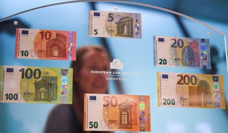 Dit zijn de nieuwe briefjes van 100 en 200 euro