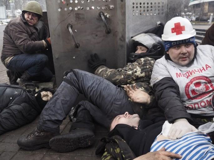 Bloedigste dagen Maidanrevolutie virtueel te herbeleven