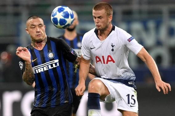 Nainggolan klopt met Inter het Tottenham van Vertonghen en Dembélé, Messi scoort meteen hattrick