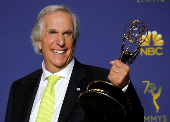 42 jaar na eerste nominatie krijgt 'The Fonz' dan toch een Emmy
