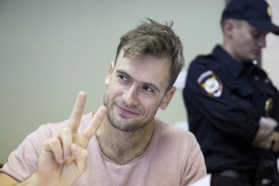 Lid Pussy Riot mogelijk slachtoffer van poging tot moord