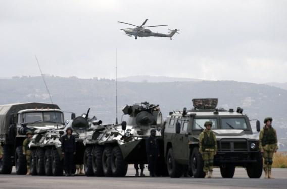 Russisch legervliegtuig met veertien bemanningsleden vermist boven Middellandse Zee