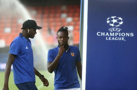 Lukaku en Batshuayi mogen starten in Champions League, Courtois en Kompany op de bank
