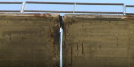 Italië sluit hoogste viaduct van het land