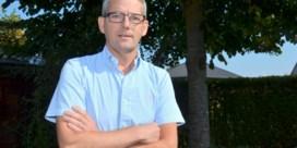 Eddy Warrand uit Lennik hoopt de 'sleutelzetel' te winnen