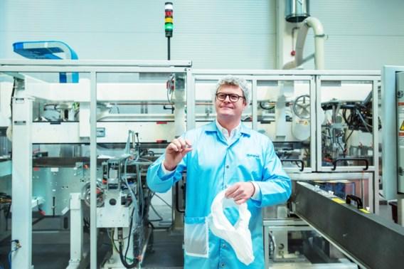 Pampers sluit licentiedeal af met Bart Van Malderen