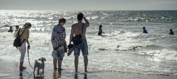 Nog eens zwemmen in zee? Dinsdag (voorlopig) laatste kans