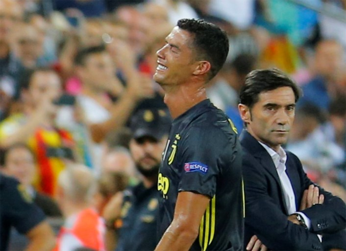 Bewogen avondje Champions League: Juventus wint ondanks rood Ronaldo, Manchester City verrassend onderuit