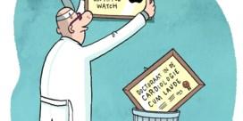 Een Apple Watch, niet goed voor uw hart