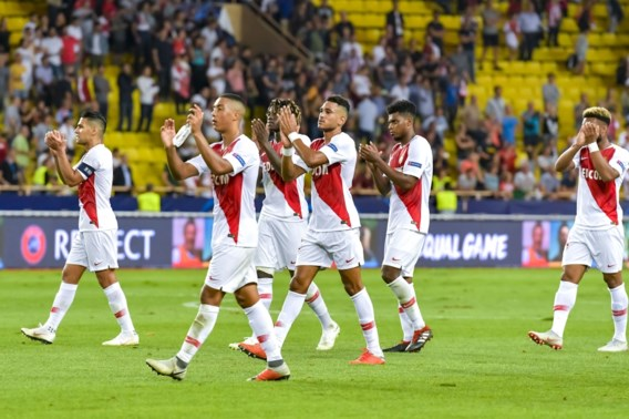 """Tielemans na nederlaag met Monaco tegen Atlético Madrid: """"Hadden slimmer moeten spelen"""""""