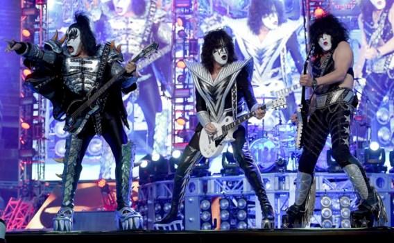 Iconische rockband Kiss kondigt afscheid aan