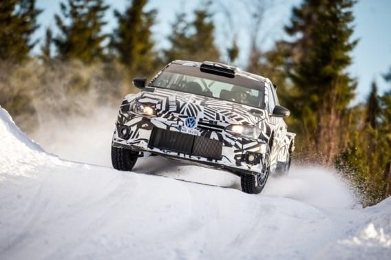Solberg en Volkswagen maken comeback in Rally van Catalonië