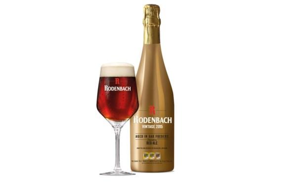 Rodenbach Vintage verkozen tot beste zure bier ter wereld