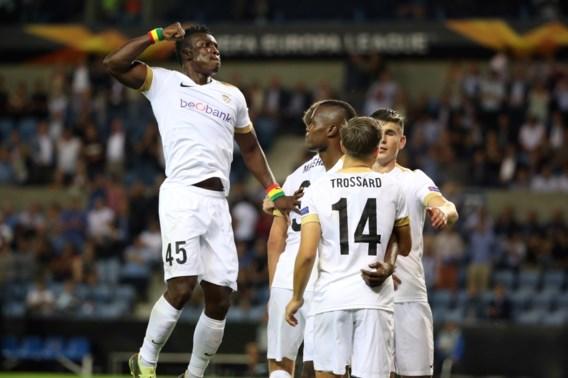 Genk wint vlotjes tegen ex-club Zlatan, Standard met de billen bloot in de Europa League